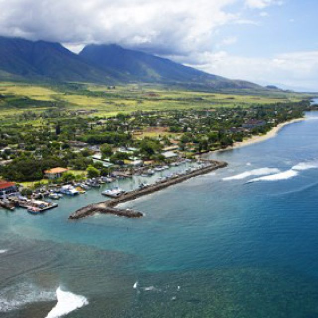 Lahaina Harbor – It's All About The Aloha!